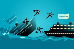 why are lawyers jumping ship everywhere, leaving the profession?